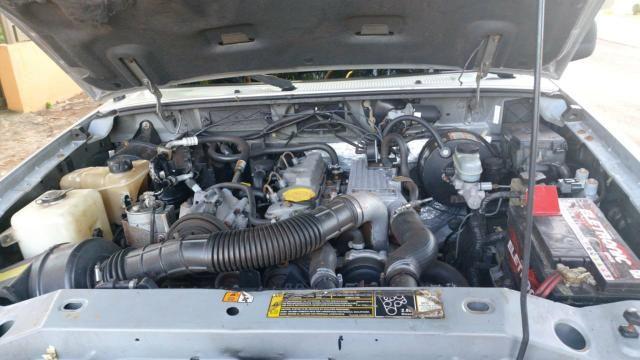 Ranger 2005 4x4 power stroker 2.8 turbo diesel - Foto 2
