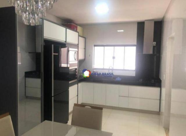 Sobrado com 3 dormitórios à venda, 220 m² por R$ 850.000,00 - Residencial Vale Verde - Sen - Foto 10