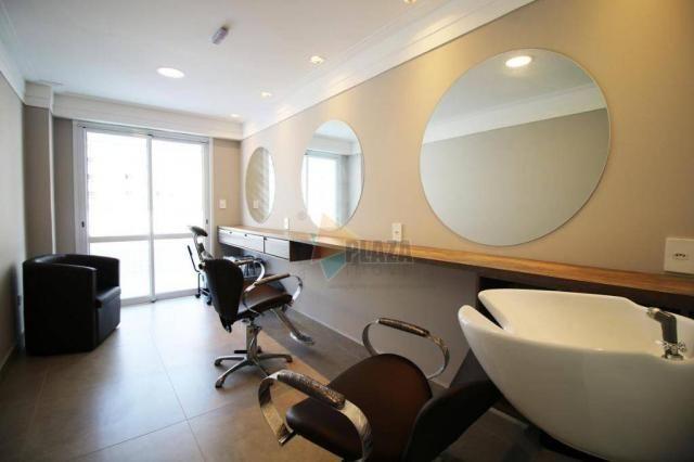 Apartamento com 2 dormitórios à venda, 83 m² por R$ 543.335,00 - Canto do Forte - Praia Gr - Foto 18