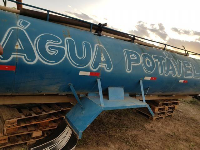 Tanque Pipa para caminhão 10.000 litros - Foto 3