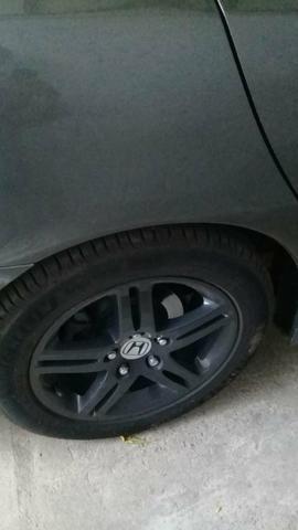 Vendo ou Troco Honda New Civic - Foto 7