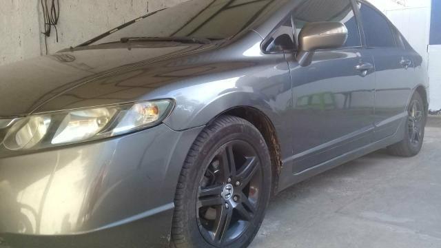 Vendo ou Troco Honda New Civic - Foto 6