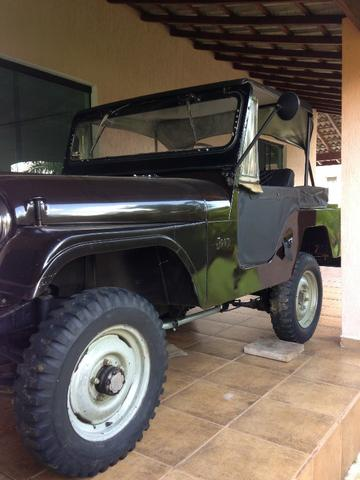 Jeep Willys 1968 Modelo Original - Foto 3