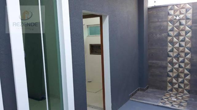 Casa à venda, 132 m² por R$ 398.000,00 - Plano Diretor Sul - Palmas/TO - Foto 19