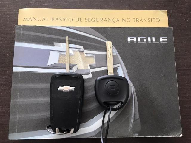 GM - Agile LTZ 1.4 - 2014 - Foto 9