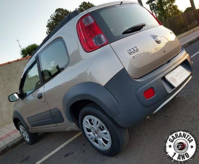 Fiat/ Uno Evo Way flex 2p - Foto 8