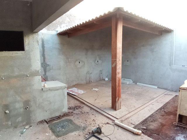 Casa em construção/ Setor Alice Barbosa/Em obra! - Foto 6