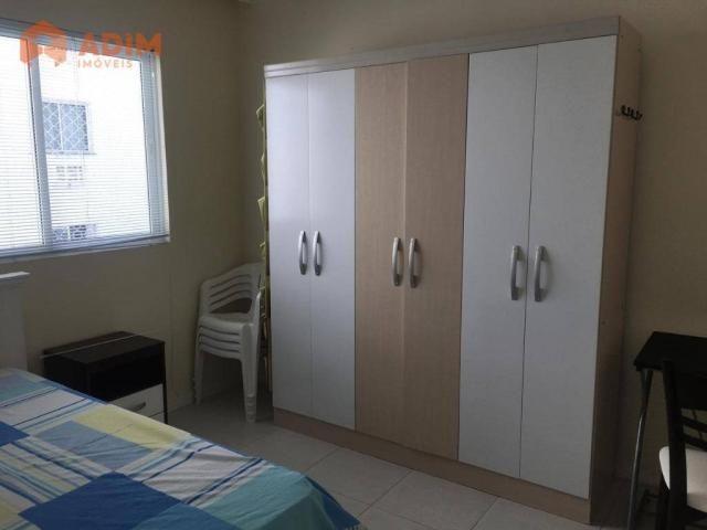Apartamento com 3 dormitórios para alugar, 97 m² por R$ 3.228/mês - Pioneiros - Balneário  - Foto 15