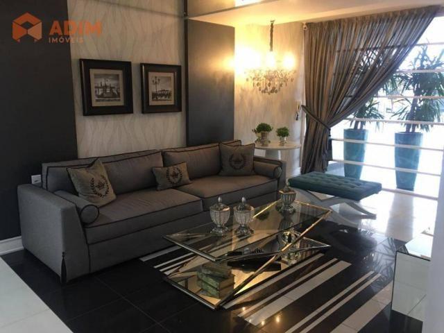 Apartamento com 3 dormitórios para alugar, 97 m² por R$ 3.228/mês - Pioneiros - Balneário  - Foto 2