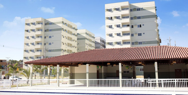 Condomínio Vila Do Frio Pronto Pra Morar 3 Quarto Suite Varanda 63m² Na Estrada Do Frio- - Foto 5