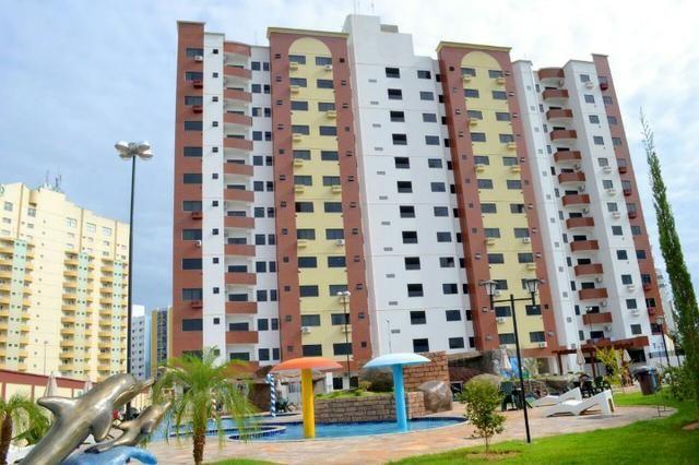 Apartamento com 01 Quarto, condomínio Goldem Supreme em Caldas Novas GO - Foto 9