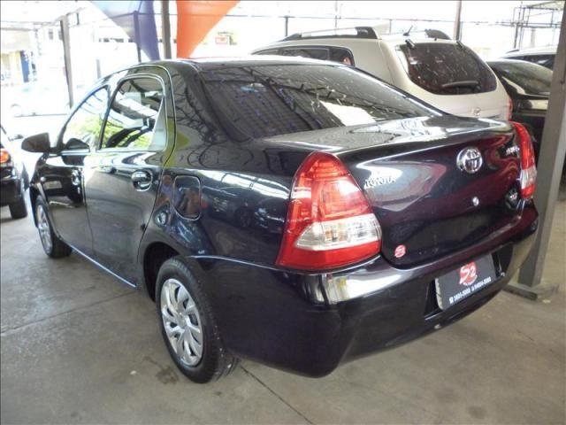 Toyota Etios 1.5 x Sedan 16v - Foto 3