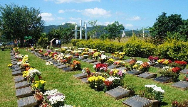 Jazigo no cemitério Vale da Saudade - Foto 5