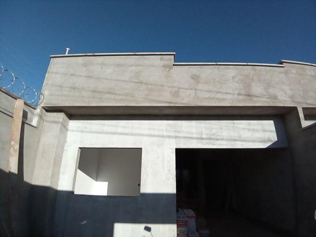 Casa em construção/ Setor Alice Barbosa/Em obra! - Foto 2