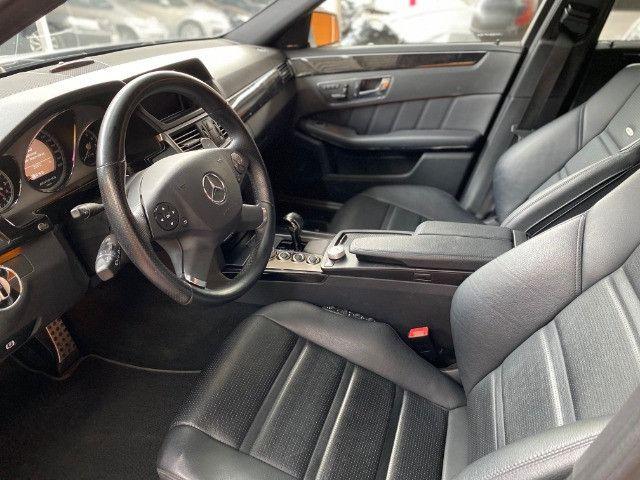 Mercedes Benz E63 AMG Touring 2010/2010 - V8 Aspirado, 525 hp, impecável! - Foto 15