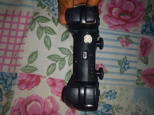 Controle PS3 - Foto 3