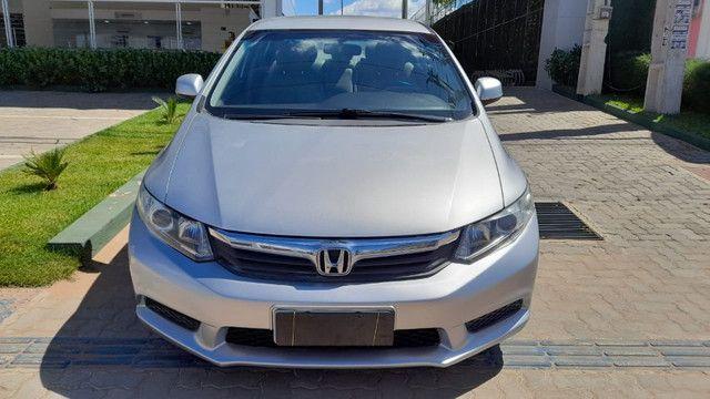 Honda Civic Lxs 13/14 Automático Motor 1.8 - Foto 4