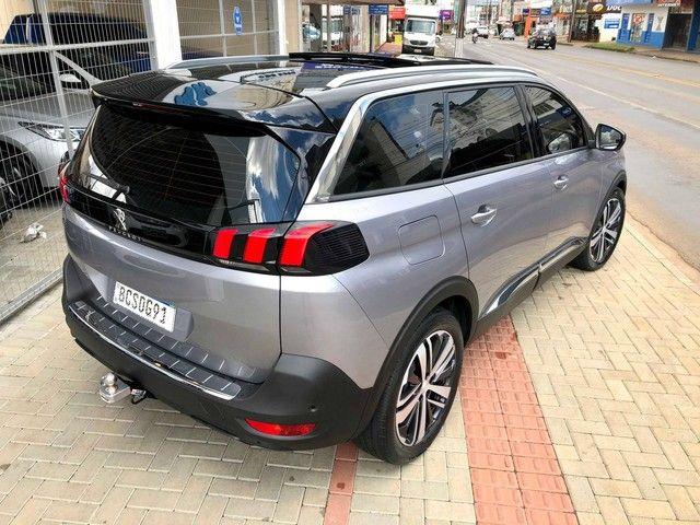 5008 2019/2019 1.6 GRIFFE PACK THP 16V GASOLINA 4P AUTOMÁTICO - Foto 5