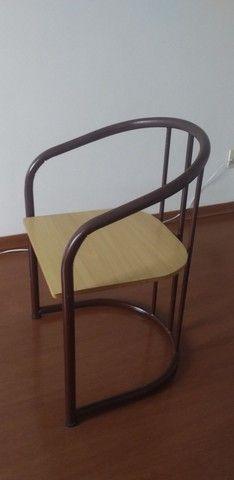 Linda cadeira Tubular - Foto 2