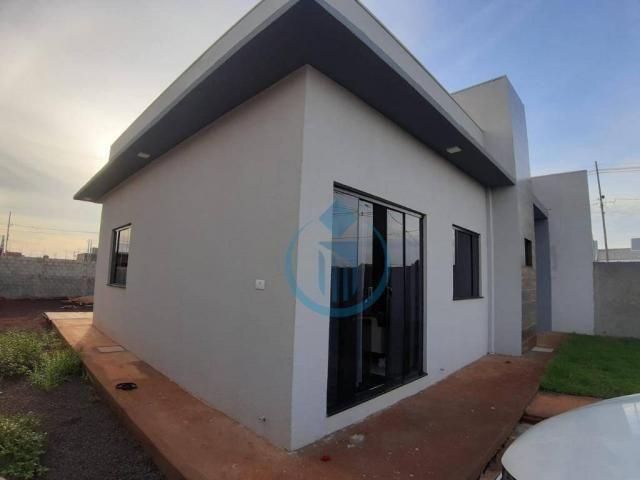 Casa com 2 dormitório à venda, 57 m² por R$ 280.000 - Jardim das Oliveiras II- Foz do Igua - Foto 11