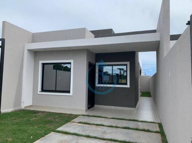 Casa com 2 dormitório à venda, 64 m² por R$ 225.000 - Sao Caetano - Foz do Iguaçu/PR - Foto 11