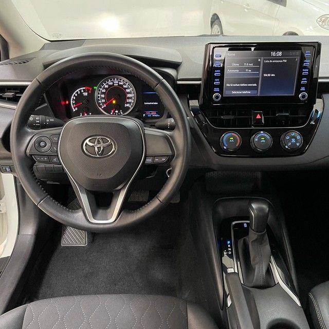 Corolla GLI 2.0 2020/2021 14.000km  - Foto 11