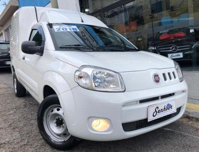 Fiat Fiorino 1.4 Furgão Hard Working Ano 2018