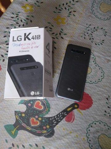 Vendo celular lg 41s - Foto 4
