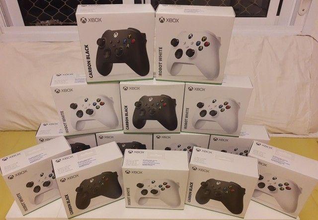 Controle Xbox Séries Lacrado Melhor Preço