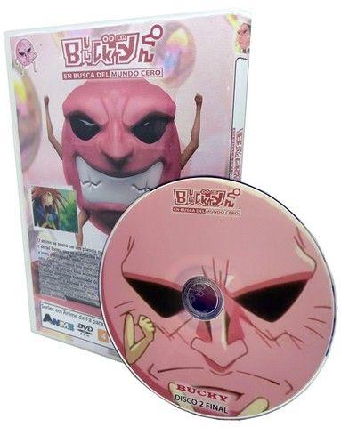 Box Dvd Anime Bucky Dublado Completo - Foto 3