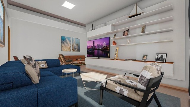 Casa para venda possui 324 metros quadrados com 4 quartos em Jardins Paris - Goiânia - GO - Foto 6