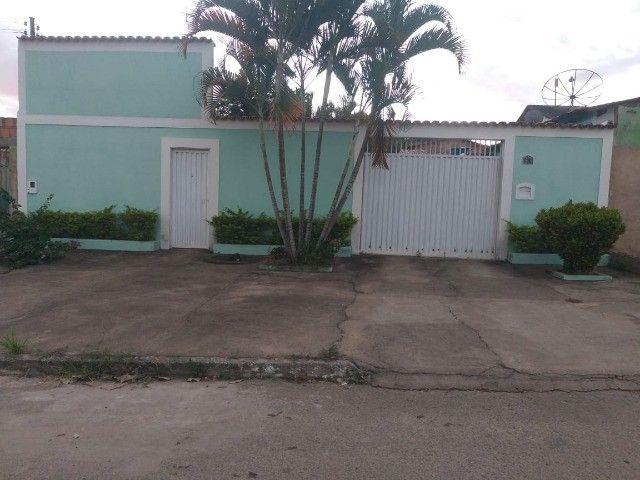 Vendo - Casa 03 quartos Parque JK Setor Mandu - Luziânia - Foto 2