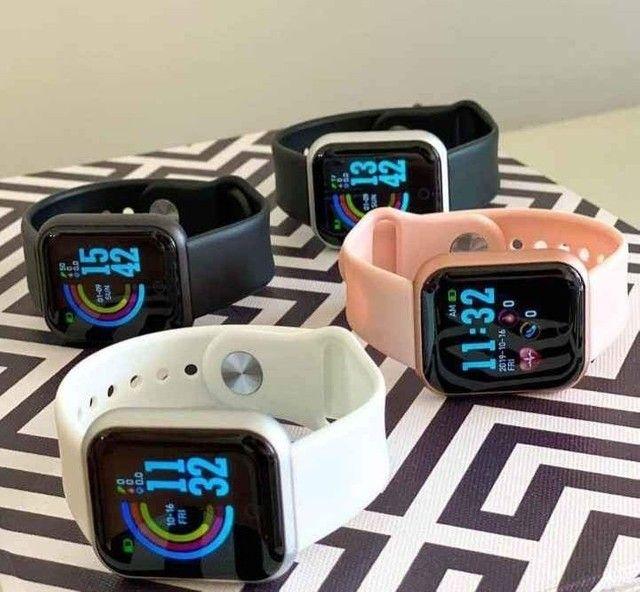 Relógio Inteligente Y68/D20 Pro Atualizado 2020 - Foto 3