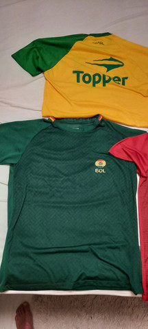 Camiseta futebol  - Foto 2