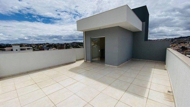Cobertura para venda  com 3 quartos em Letícia - Belo Horizonte - MG