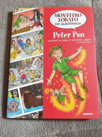 Coleção livros Monteiro Lobato - Foto 6