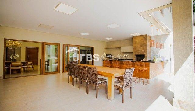 Casa de condomínio para venda com 410 metros quadrados com 4 quartos em Jardins Paris - Go - Foto 15