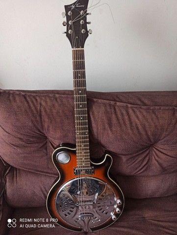 Guitarra Resonator Jay Turser - Foto 5