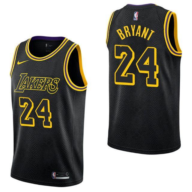 "Camisa Los Angeles Lakers ""City Edition"" - Kobe Bryant"