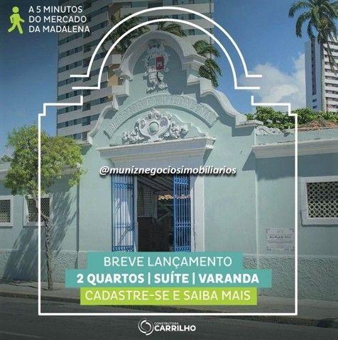 1 Oportunidade de Morar na Madalena, Recife, Melhor Preço, 2 Quartos com Suíte! - Foto 7