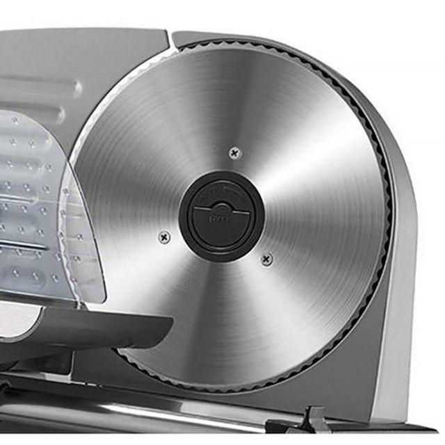Multifatiador Mondial Mf-01 Com Lâmina Em Aço Inoxidável 220v ~ 50 / 60 Hz - Cinza - Foto 4