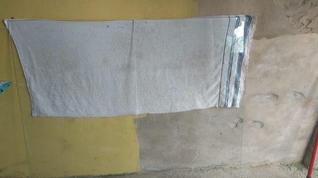 Janela de vidro duas folhas sem armação janelas um afixa e uma móvel. - Foto 3