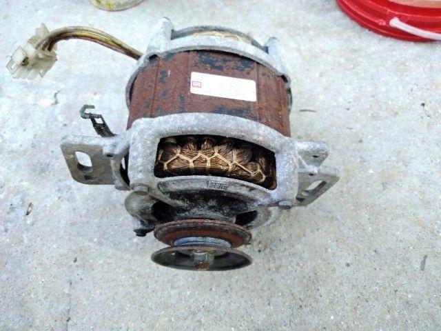 Motor de máquina de lavar Brastemp 12 por R$35kg - Foto 2