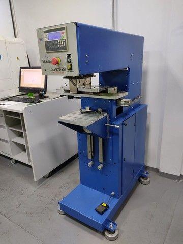 Máquina de Impressão Tampografica.