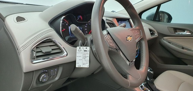 Chevrolet Cruze LTZ 1.4 Turbo 2018/2018 - Cor Prata 33.041 KM - Foto 13