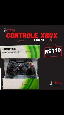 Controle Xbox