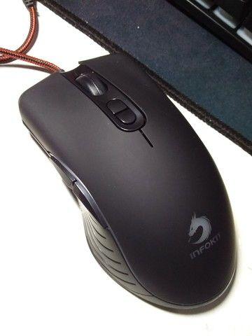 Mouse Gamer - XSOLDADO