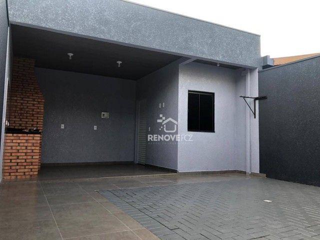 Casa com 2 dormitório à venda, 85 m² por R$ 320.000 - Jardim Ipê II - Foz do Iguaçu/PR - Foto 16