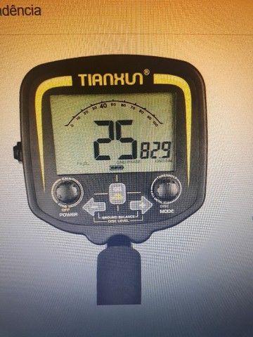Detector De Metais -tx-850 - Prata Ouro Jóias - Profissional  ;contato *  - Foto 5