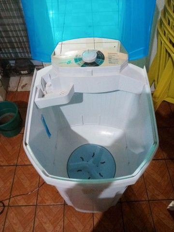 Tanquinho 5kg Semi Novo Suggar Funcionando perfeitamente (( entregamos )) - Foto 2